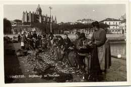 LEQUEITO  DESMALLE DE ANCHOA  RV - Vizcaya (Bilbao)