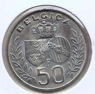 BOUDEWIJN * 50 Frank 1960  HUWELIJK * F D C * Nr 5524 - 1951-1993: Baudouin I
