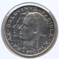 BOUDEWIJN * 50 Frank 1960  HUWELIJK * F D C * Nr 5526 - 1951-1993: Baudouin I