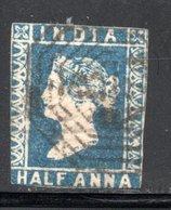 YT 2 A OBLITERE COTE 20 € - Indien (...-1947)
