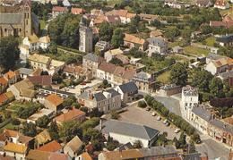 91. BRIIS-sous-FORGES - Place De La Mairie (vue Aérienne) - Briis-sous-Forges