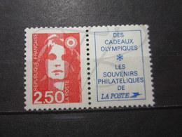 VEND BEAU TIMBRE DE FRANCE N° 2715a , XX !!! - 1989-96 Marianna Del Bicentenario