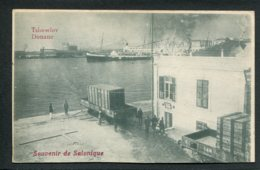 GRECE - Souvenir De Salonique - Douane - Greece
