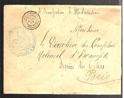 28614 - CORPS D  OCCUPATION DE  MADAGASCAR - Madagaskar (1889-1960)