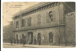 Saint-Etienne - Prison Départementale - Small Cut At Left And Fold Top Right - Saint Etienne