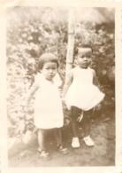 COCHINCHINE VIETNAM JEUNES ENFANTS PHOTO FORMAT 8 X 6 CM - Lieux