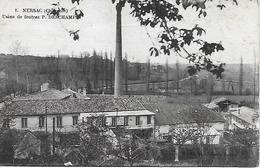 NERSAC -  PRES D ANGOULEME -  USINE DE FEUTRES -  P. DESCHAMPS - Angouleme