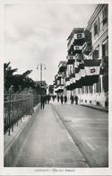 BENGASI / LIBIA / Poste Italiane  -  1936  ,  Via Del Littorio - Libyen