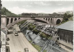 WUPPERTAL - Sonnborner Brücke - Die Schwebebahn - Wuppertal
