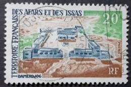 France (ex-colonies & Protectorats) > Afars Et Issas (1967-1977) N° 337 - Gebraucht