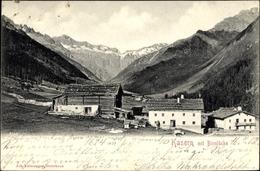Cp Kasern Prettau In Südtirol, Panorama Mit Birnlücke - Italie