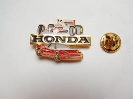 Beau Pin's , Auto Honda , F1 , Formule 1 ,  Tabac Marlboro - Honda