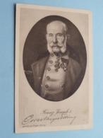 Kaiser FRANZ JOSEF I > Autriche ( Meyer-Elbing ) Stamp 1916 Wiesbaden ( See Voir Photo ) ! - Familias Reales