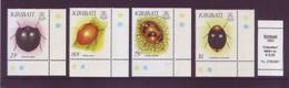 Kiribati 1993 - Insetti, Coleotteri - 4v MNH** Integri E Angolo Di Foglio - Kiribati (1979-...)