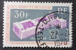 France (ex-colonies & Protectorats) > Afars Et Issas (1967-1977) N° 354 - Afars & Issas (1967-1977)