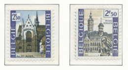 NB - [150925]SUP//**/Mnh-N° 1597/98, Tourisme, Aalst Et Mons, SNC - Belgium