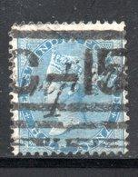 YT 19 TYPE II  -  OBLITERE  AVEC FILIGRANE  ELEPHANT - COTE 0.80 € - 1858-79 Kronenkolonie