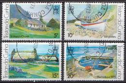 Tristan Da Cunha Used Set And SS - Art