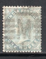 YT 43 -  OBLITERE  AVEC FILIGRANE  ETOILE - COTE 7 € - 1882-1901 Imperium