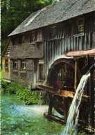 Water Mill In Schwarzwald - Water Mills