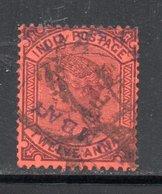 YT 42 -  OBLITERE  AVEC FILIGRANE  ETOILE - COTE 4 € - 1882-1901 Imperium