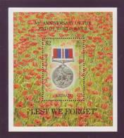 Kiribati 1995 - 2° Guerra Mondiale, BF  MNH** Integro - Kiribati (1979-...)