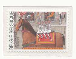 NB - [153032]TB//**/Mnh-[2378] Belgique 1990, Tourisme, Cheval Bayard à Termonde - Dendermonde, SNC - Autres