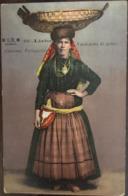 CPA, COSTUMES PORTUGUEZES, 409 - LISBOA - VENDEDEIRA DE PEIXE , Non écrite, PORTUGAL - Costumes