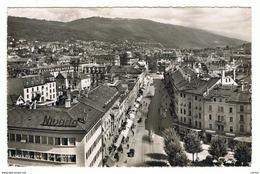 BIENNE:  VUE  GENERALE  -  POUR  L' ITALIE  -  PHOTO  -  FP - BE Berne