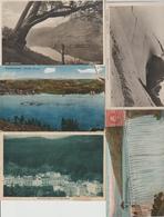 N 1  Lot 100 CPA  Différentes Etrangères - Postcards