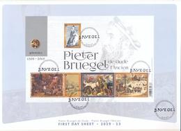 Pieter Breugel FDS Zeer Mooi - Belgique