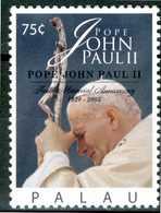 PALAU 2010** - Papa Giovanni Paolo II - 1 Val. MNH. - Papi