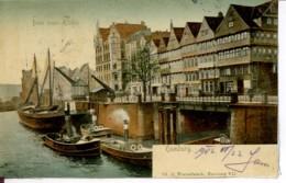 Etg Allemagne Hamburg Beim Neuen Krahn - Allemagne