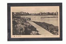 35 - DINARD - La Plage Vue De La Pointe Du Moulinet  - 630 - Dinard