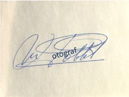 Miguel POBLET - Autographe / Signature Authentique Sur Carte Bristol Blanc - Cyclisme