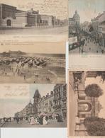 N 6  Lot 100 CPA  Différentes De Belgique - Postcards