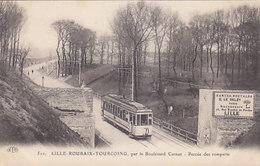 Histore De La Carte Postale: Affiche Pour Cartes Postales Sr Le Mur à Lille       (A-185-191006) - Collector Fairs & Bourses