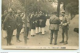 ROCHEFORT - Revue Du 14 Juillet 1922 - Militaires - Rochefort