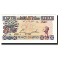 Billet, Guinea, 100 Francs, 1960, 1960-03-01, KM:35b, SPL - Guinée