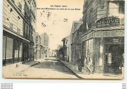 PARIS XIV - Rue Des Mariniers Au Coin De La Rue Didot - LJ N°372 - Arrondissement: 14