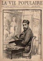 La Vie Populaire N°95 Portraits Contemporains : Henri Gervex - Le Tarot Des Bohémiens De 1891 - Livres, BD, Revues
