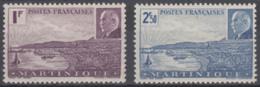 N° 189 Et N° 190 - X X - ( C 571 ) - Nuevos