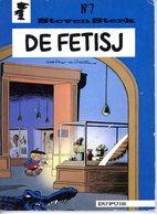 Steven Sterk 7 - De Fetisj (1ste Druk) 1978 - Steven Sterk