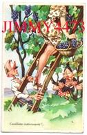 CPA HUMOUR - Cueillette Intéressante !. . . - N°836 / 2 - Edit. J G  Paris - Humour