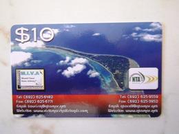 MARSHALL ISLAND - Marshalleilanden