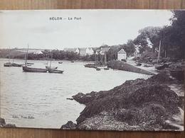 Moelan Sur Mer.belon.le Port - Moëlan-sur-Mer