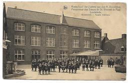 Kostschool LENDELEDE Pensionnat - Binnenzicht - 1937 - Lendelede