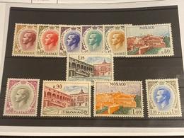 Mónaco Nº 772/8, 847/50. Año 1969/51. - Mónaco