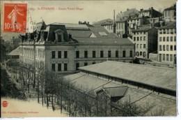 Dpt 42 St-Etienne Cours Victor-Hugo 1909 EVT TBE - France