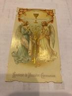 Souvenir De Première Communion - Images Religieuses